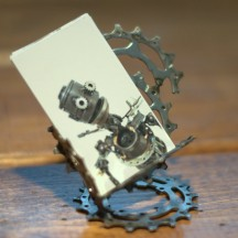 Business Card Holder vertical