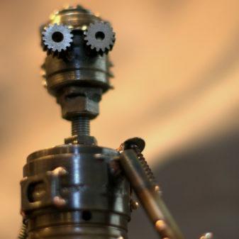 Lyle: Ion Class Astrobot