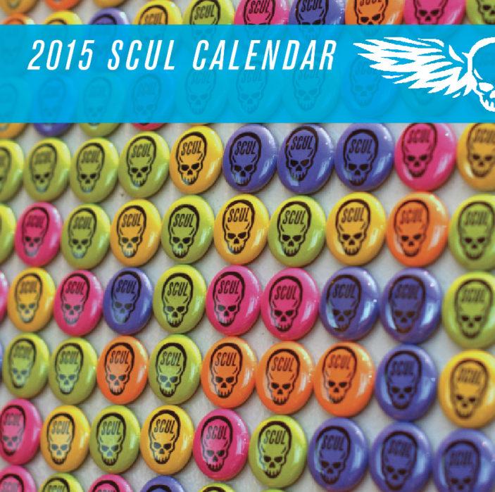 2015 SCUL Calendar