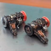 Martian Tickle Tazer Set handles