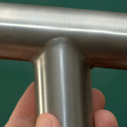 I learned to weld titanium like this before moving onto steel, copper, bronze, and eventually aluminum.