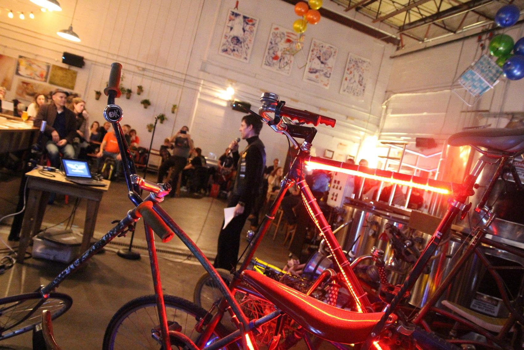 Bike Talk 02 - Photo Credit Ben Holmes