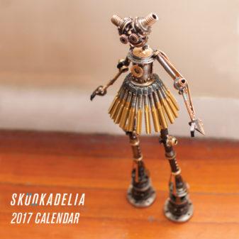 Astrobot Calendar 2017