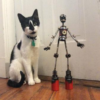 Hugo and Bootsy